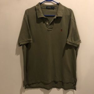 Polo Ralph Lauren polo shirt classic neutral green